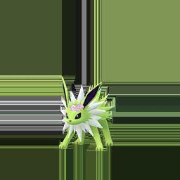 ポケモンgo イーブイ進化先 全7種類の進化方法と色違い 花飾り姿の入手方法 ポケらく